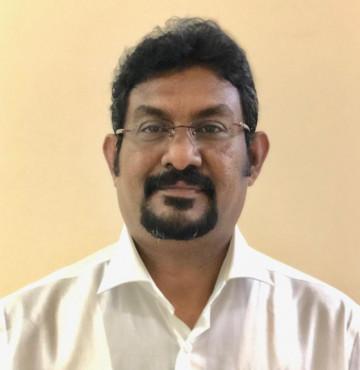 Mr. Rajesh M. Ravindran